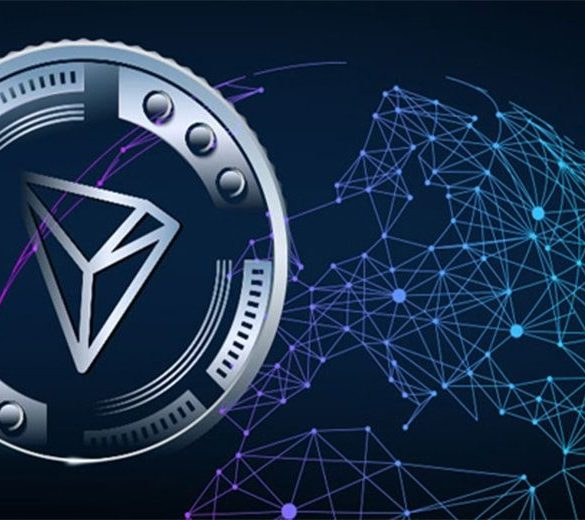 """Tron Almost Tripled Ethereum's Transaction Number, """"TRON will grow by 400% in December"""" Justin Sun Says 13"""
