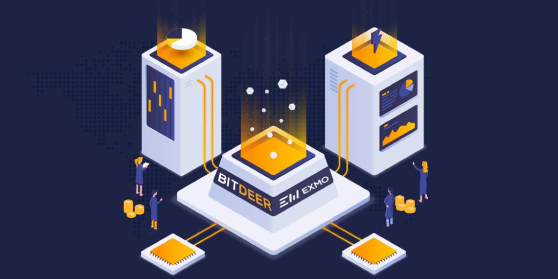 BitDeer.com Massive Growth With Over 1.2 Million Visitors
