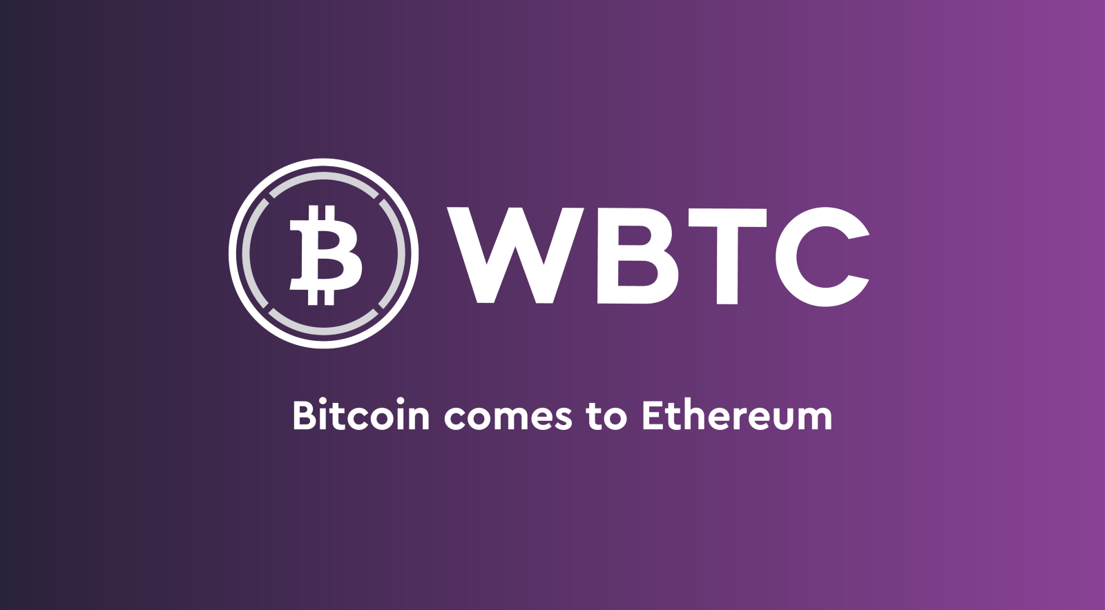 Tokenized Bitcoins Running on the Ethereum Network are Now a Reality Thanks to Wrapped Bitcoin (WBTC) 17