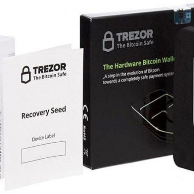 We Are Giving Away x5 Trezor One! (White) 18
