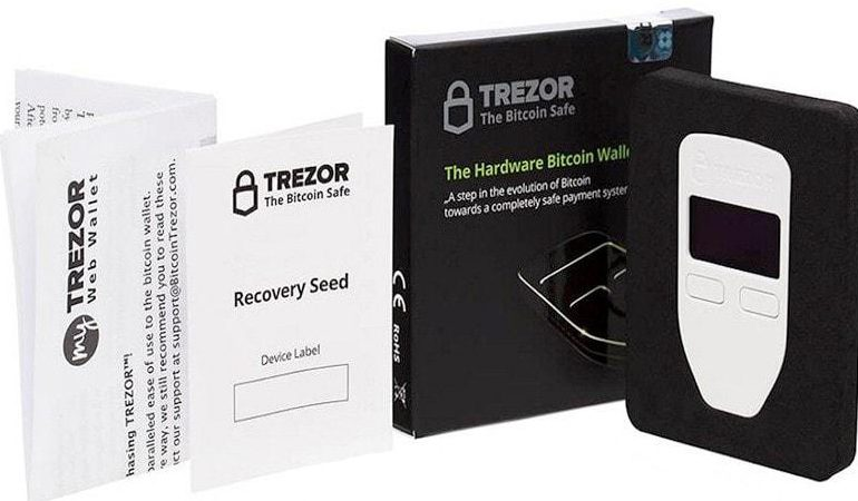 We Are Giving Away x5 Trezor One! (White) 16