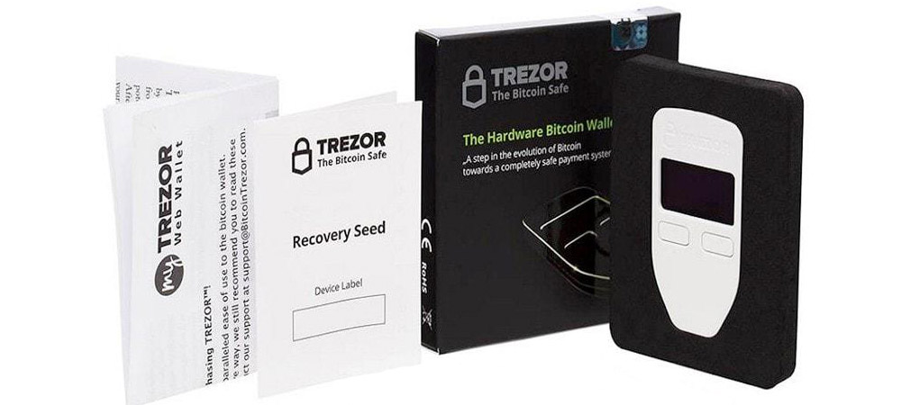 We Are Giving Away x5 Trezor One! (White) 17