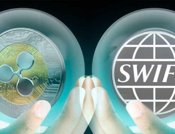 Ripple CEO and SWIFT CEO Meet in a Face-to-Face Debate in Paris. 13