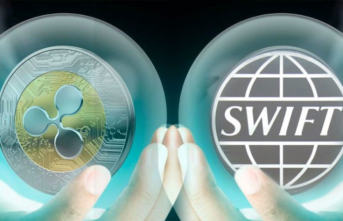 Ripple CEO and SWIFT CEO Meet in a Face-to-Face Debate in Paris. 17