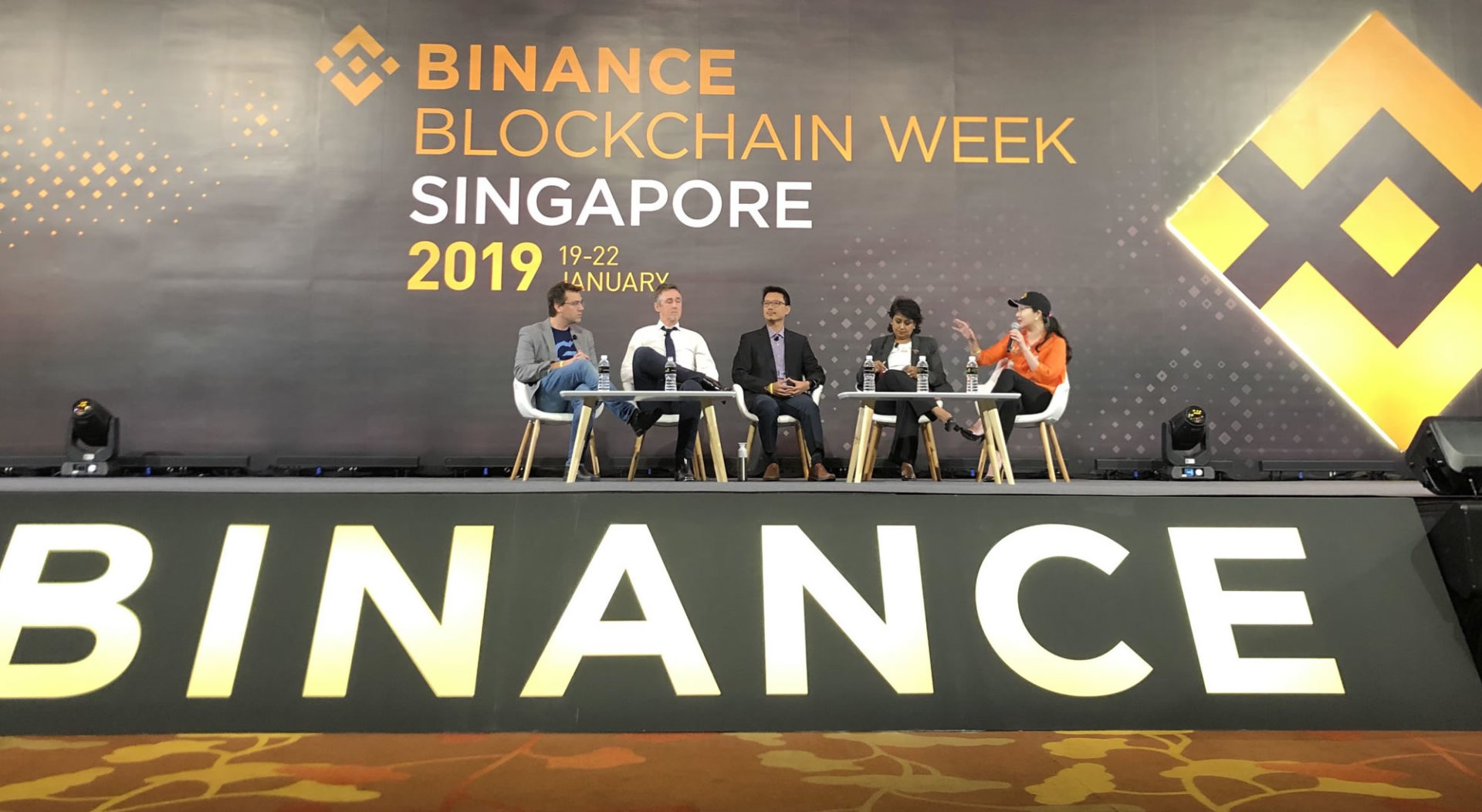 binance conference