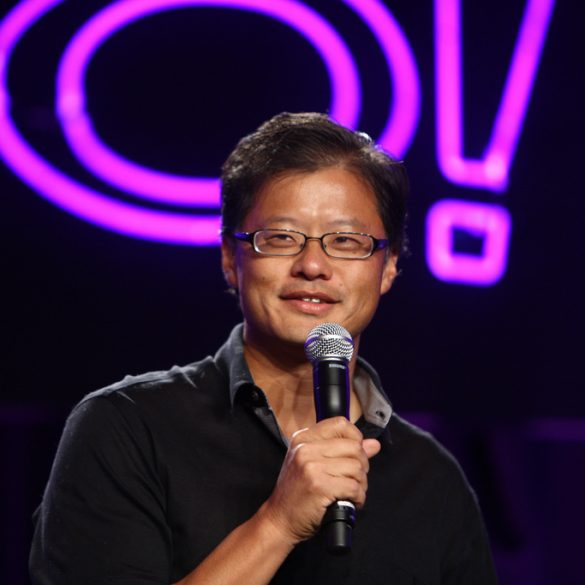 """Yahoo co-founder Jerry Yang says blockchain """"natural technology for banks and trading"""" 13"""