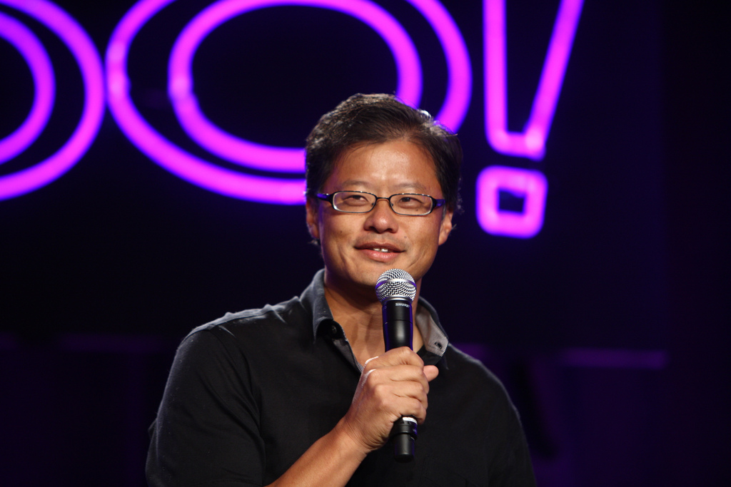 "Yahoo co-founder Jerry Yang says blockchain ""natural technology for banks and trading"" 13"