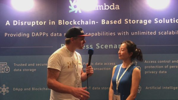 Security and Reliability are the Hallmarks of a Robust Blockchain Storage System, Says Lambda Co-founder Lucy Wang 2