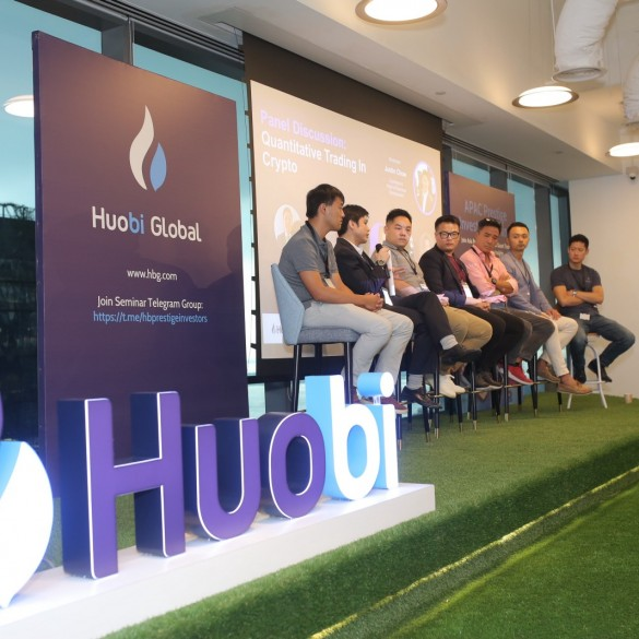 Huobi Reports 100% Growth Over The Past Year 14