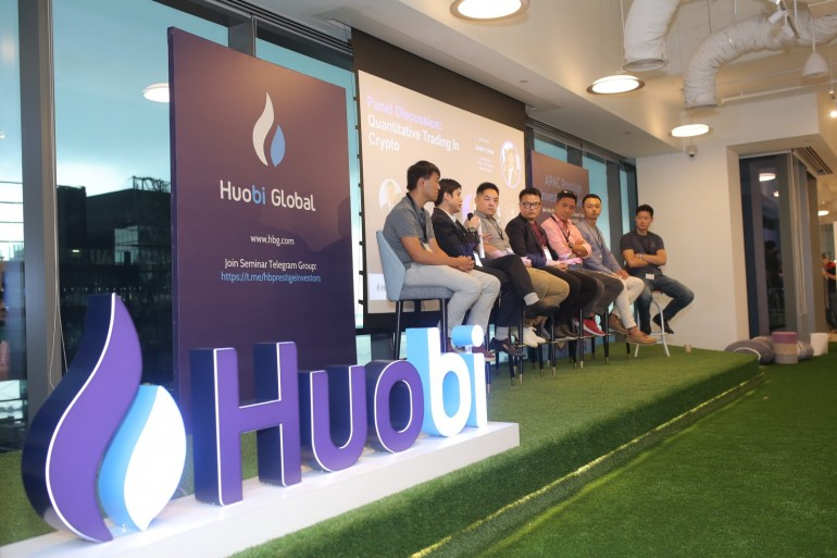 Huobi Reports 100% Growth Over The Past Year 16