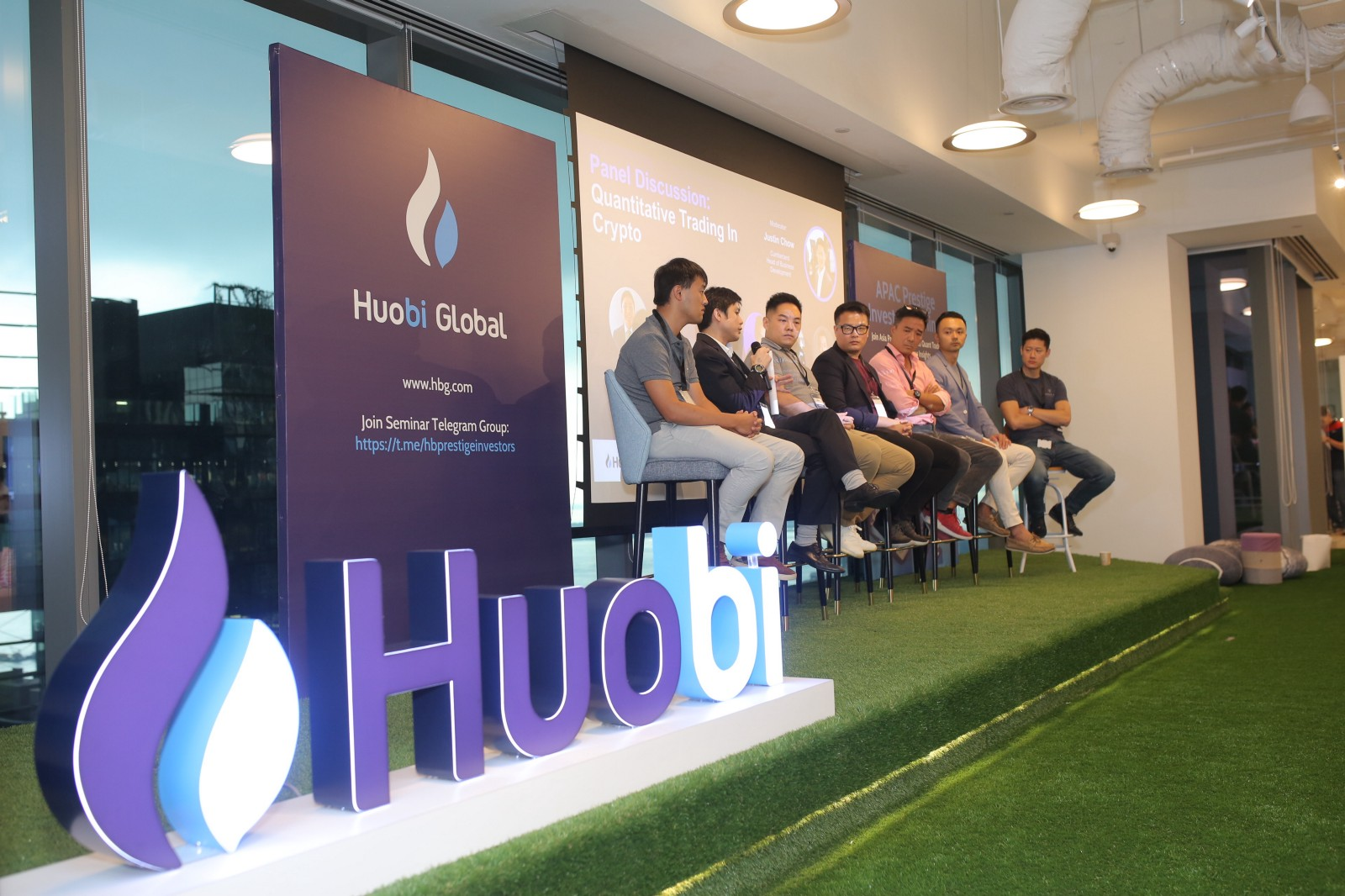 Huobi Reports 100% Growth Over The Past Year 13