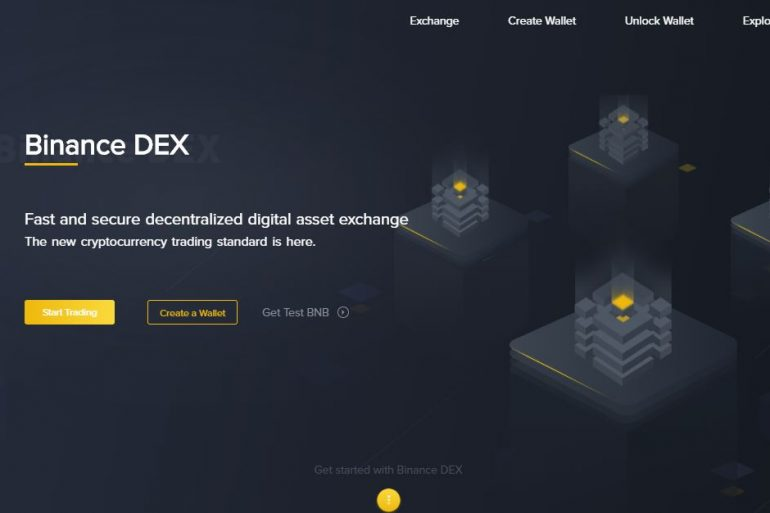 Binance Chain and Binance DEX Testnet Launched as BNB Continues to Thrive in The Crypto Markets 18