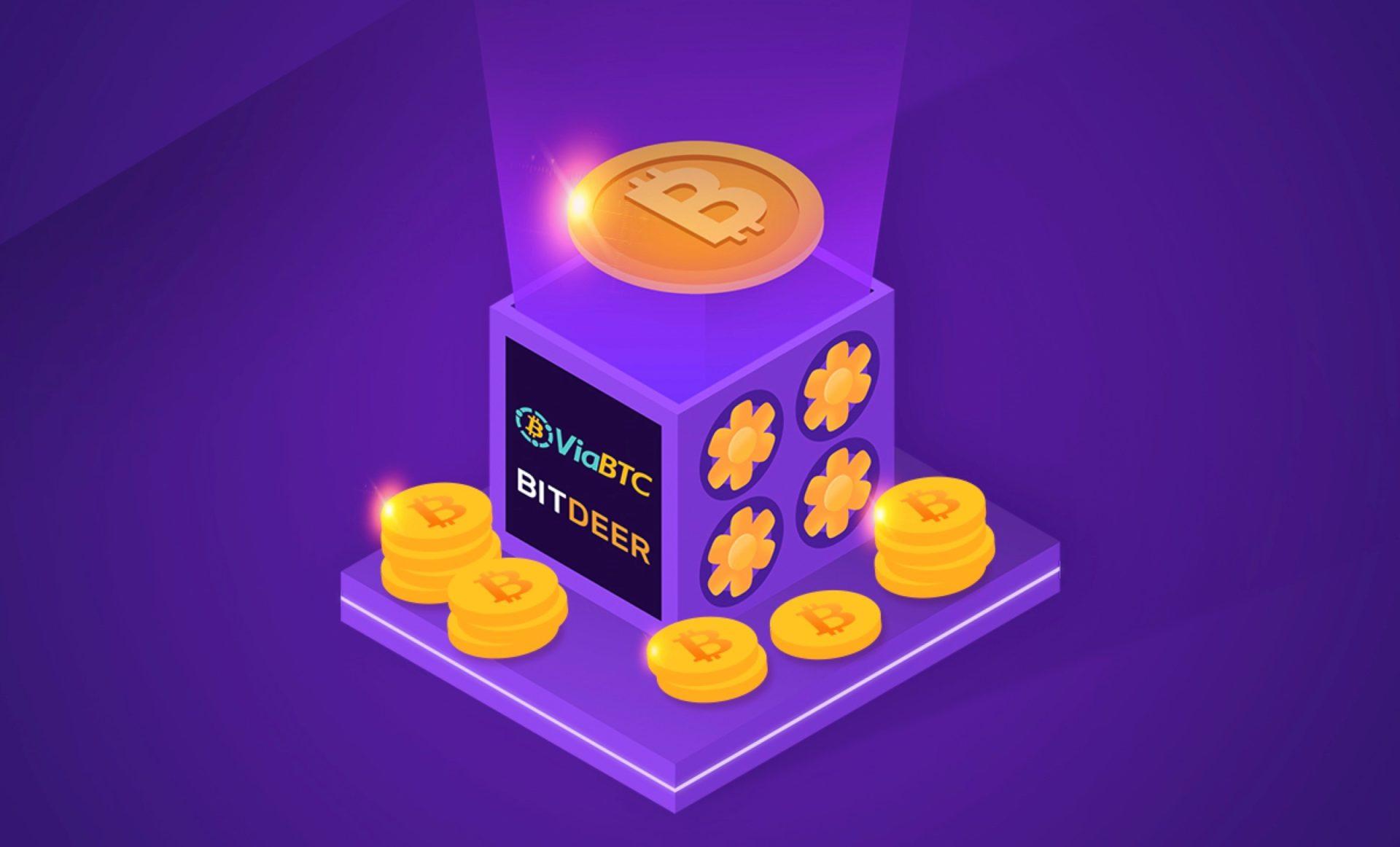 BitDeer.com Announces Strategic Partnership with ViaBTC