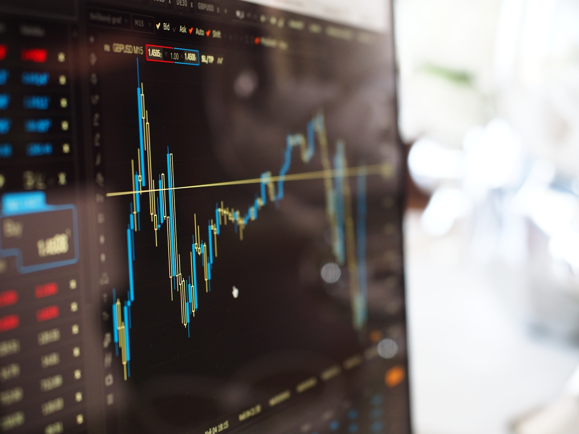 millennial stock market cryptocurrency