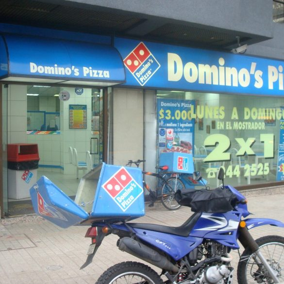 Multi-Billion-Dollar Store, Domino's Pizza Now Accepts Bitcoin 13