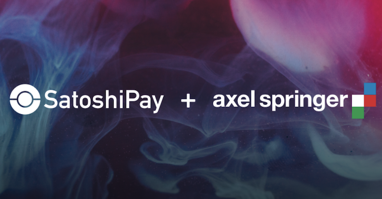 SatoshiPay and Digital Publishing Giant Axel Springer SE Partner to Explore Stellar Payments 15