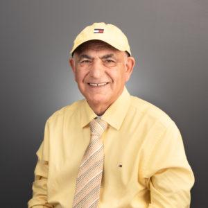 Javad Afshar. CEO of Bitcoin Exchange BlockchainBTM