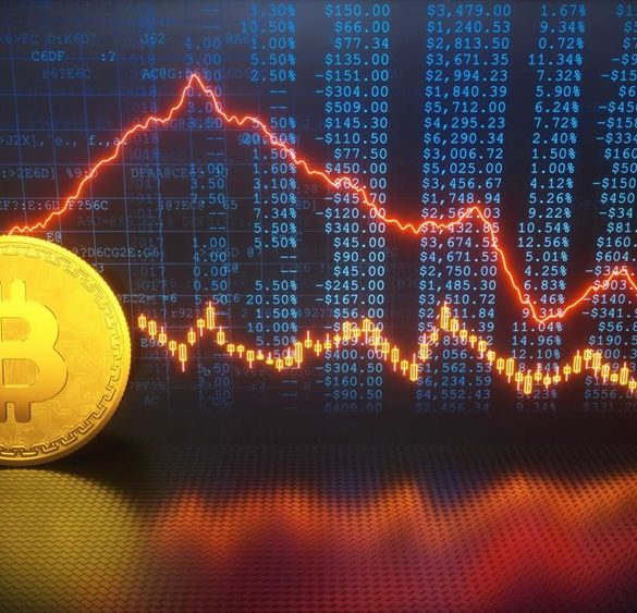 bitcoin bottom