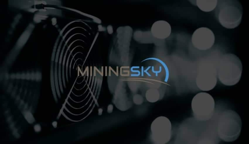 MiningSky: The cheapest & profitable cloud mining 13