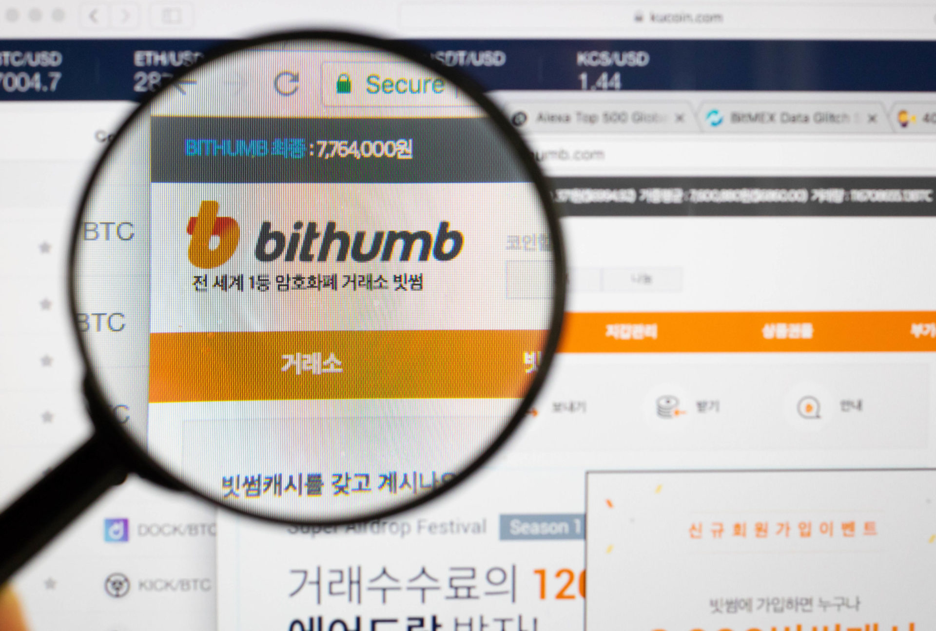 Why Didn't Crypto Markets React To Bithumb's Loss Of XRP, EOS? 13