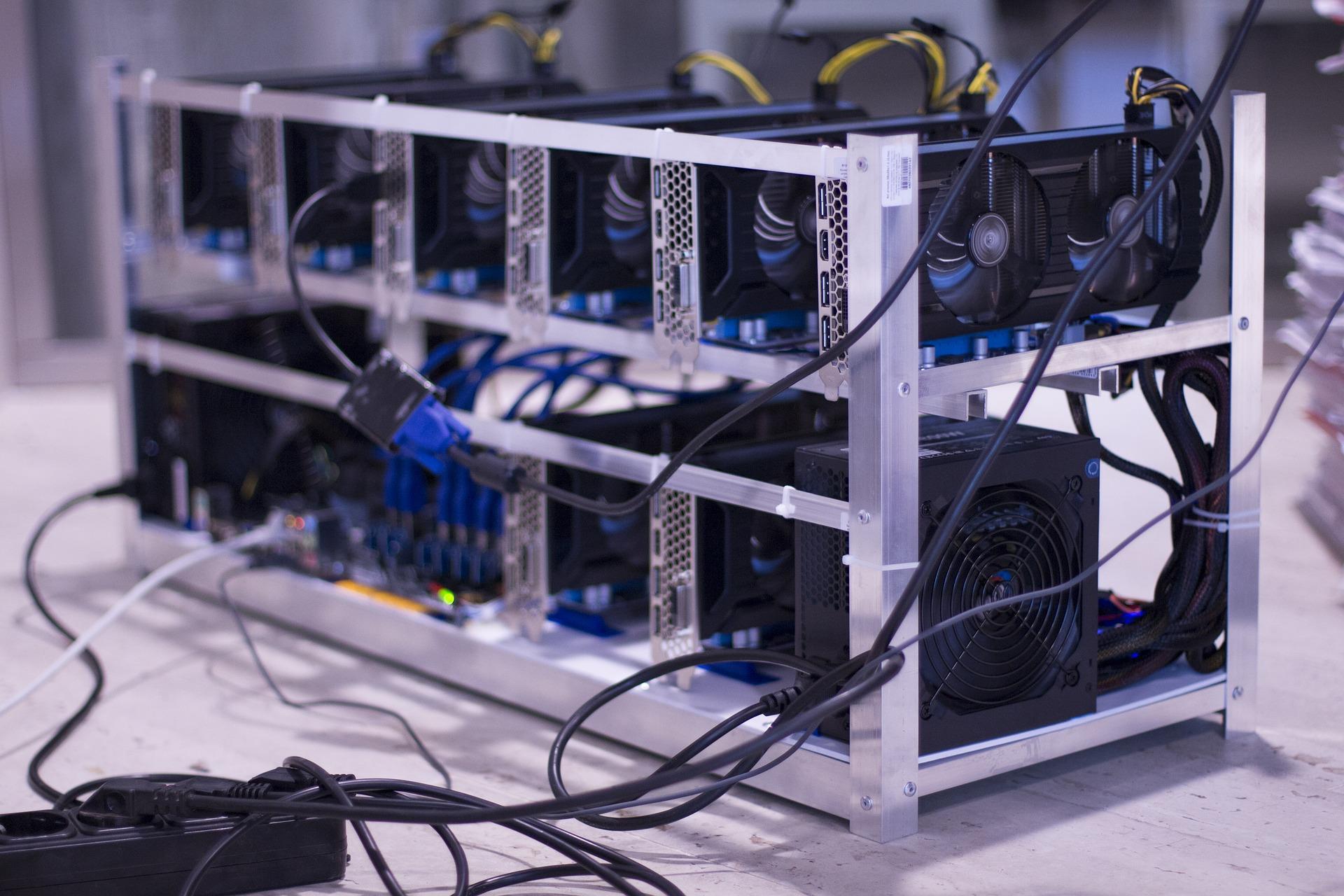 Bitmain Bitcoin Mining China 2019
