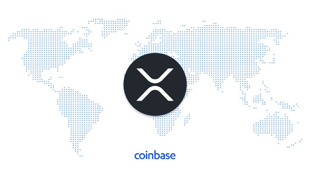 Coinbase Ripple XRP Price