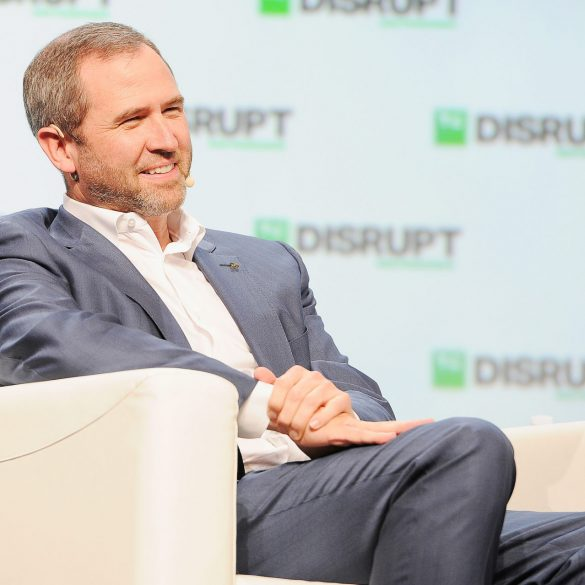 Ripple Brad Garlinghouse JPM Coin
