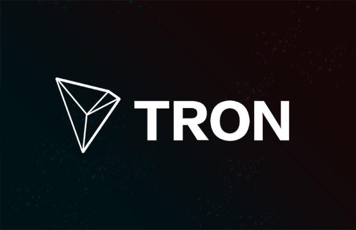 TRON TRX Tether USDT