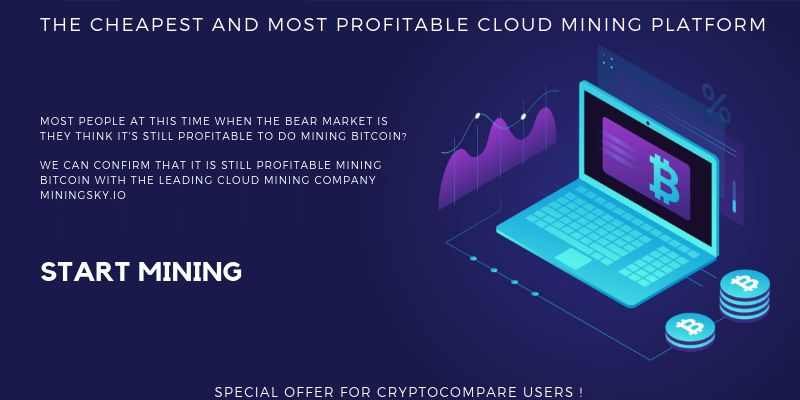 The most profitable Bitcoin Cloud Mining - 50% discount on all contracts ! 15