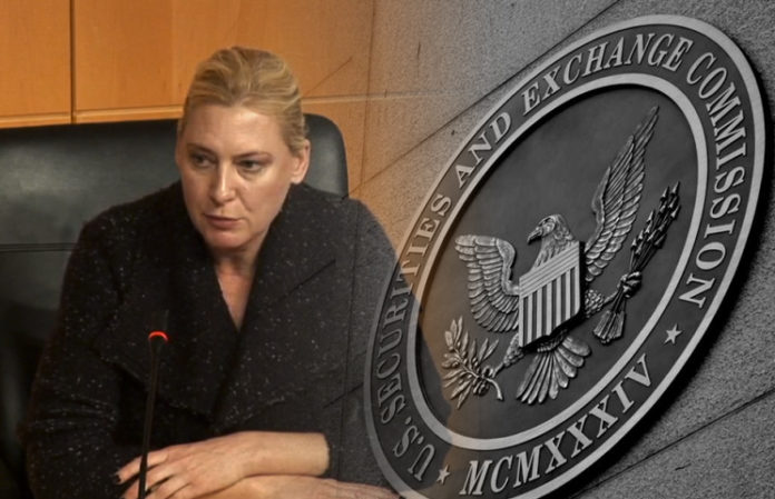 "SEC's Valerie A. Szczepanik: Crypto Spring ""is Going to Come"" 13"