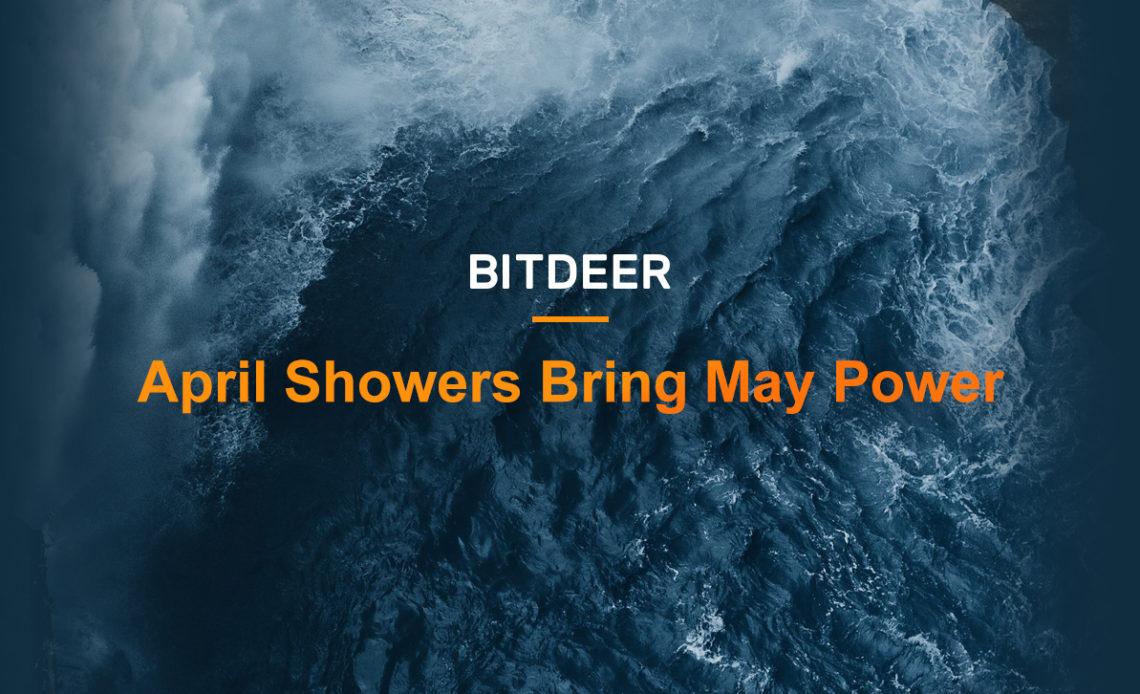 BitDeer.com Announces Summer Surge Pricing in Response to Wet Season