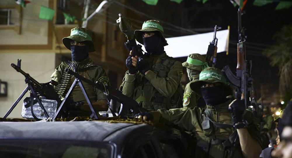 Terrorist Branch of Hamas Uses BTC to Raise Funds 1