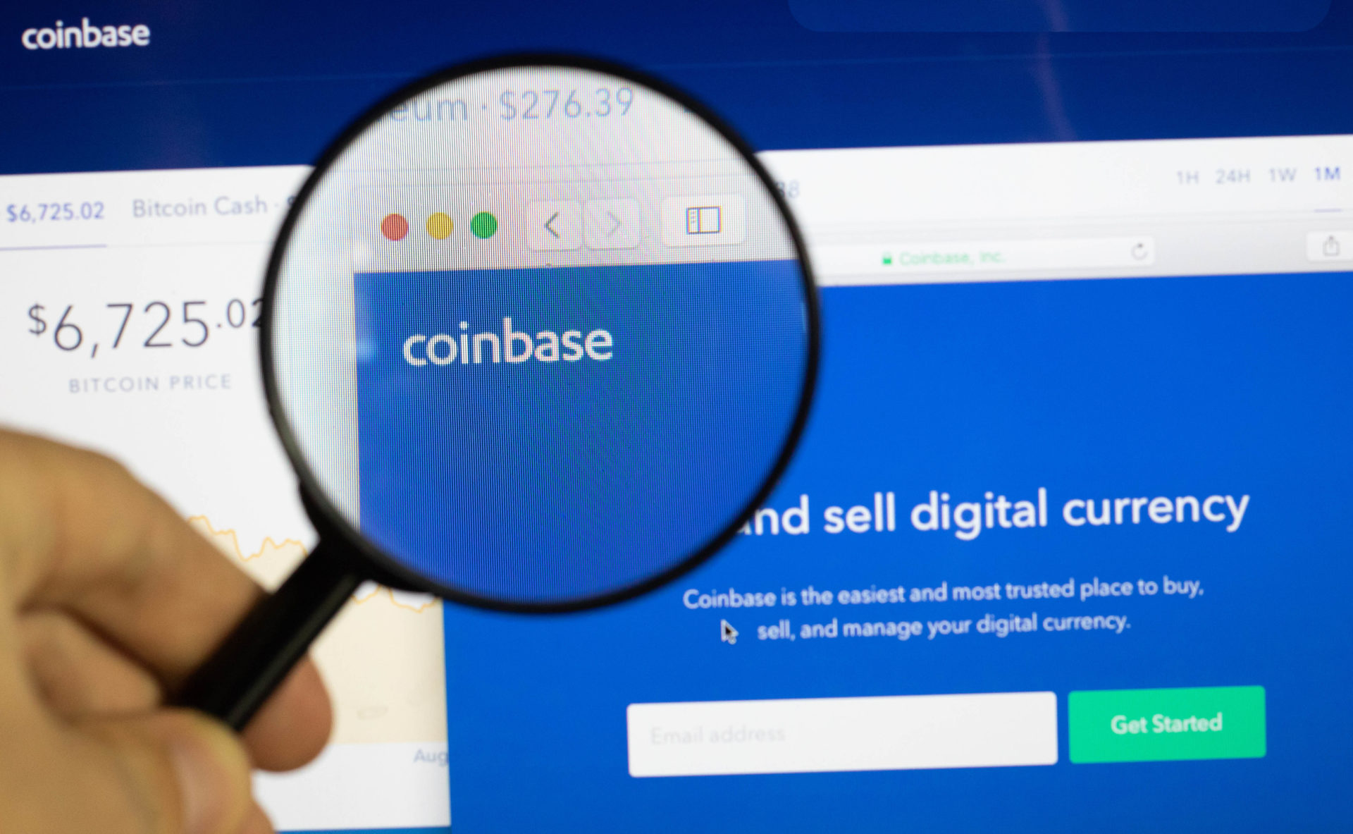 Breaking: Coinbase Pro Adds EOS, Augur (REP), And Maker (MKR) 13