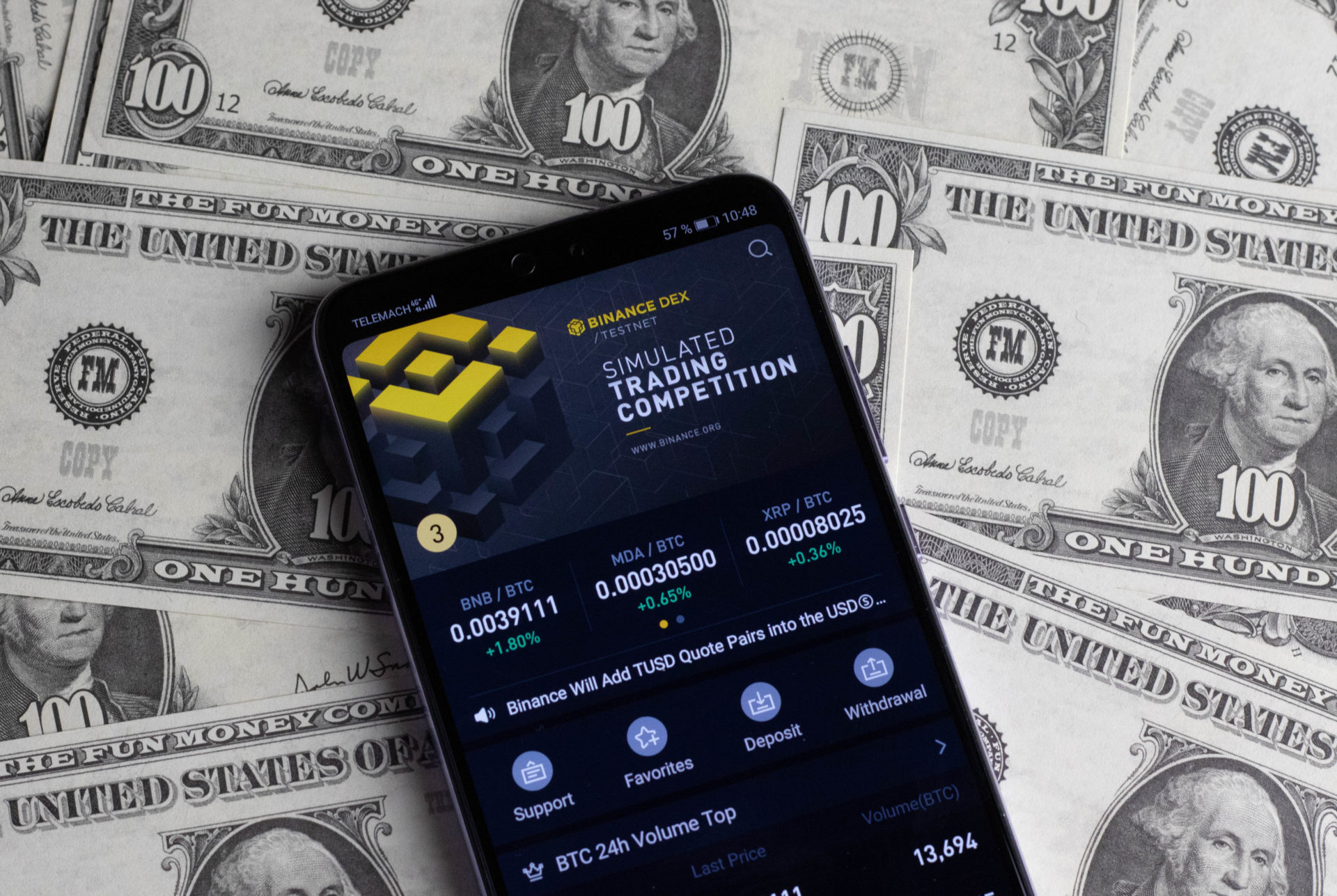Breaking: Binance Delists Bitcoin SV (BSV) 13