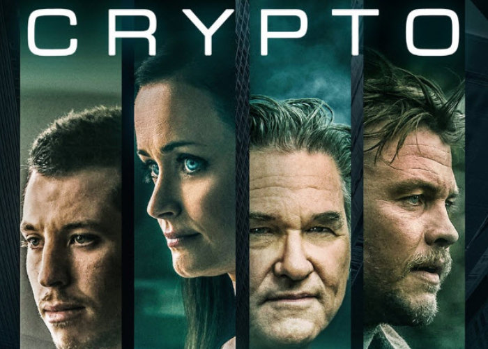 'Crypto' Movie Debuts… It gets a 'Meh' From Critics
