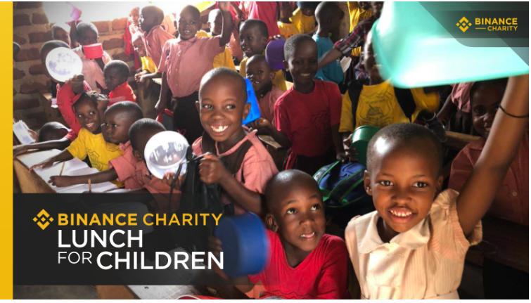 Binance Adds 10 New Ugandan Schools to Its 'Lunch for Children' Program 14