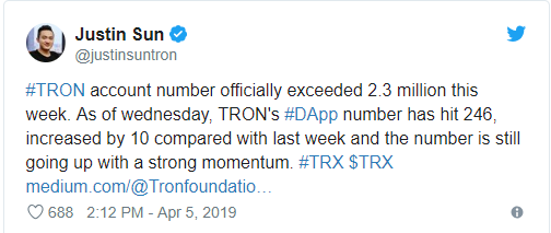 Tron (TRX) to Team Up with Ethereum (ETH) in 2019, Tron-Based USDT About to Launch 14