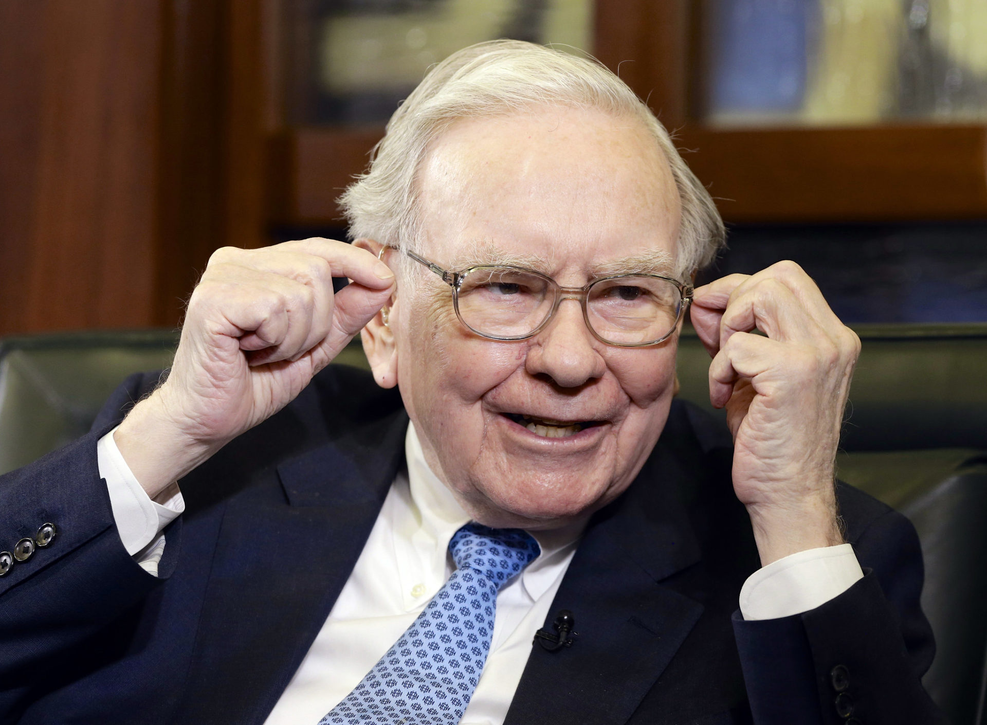 bitcoin warren buffett