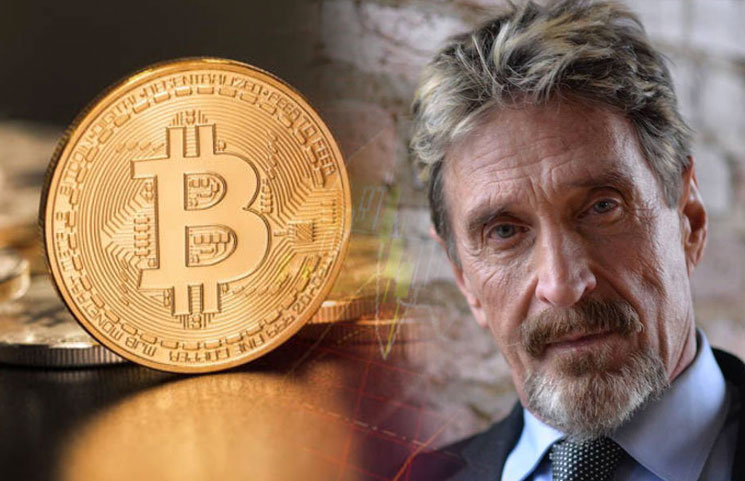 John McAfee Cursing in New 'Bitcoin Play' App, Letting Users Earn Satoshis for Quiz Solving 13