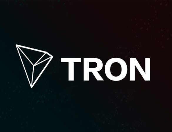 TRON TRX DApp User Volume 2019