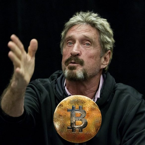 Bitcoin Price Breaks Through Key $6,000 Mark, McAfee Offers Help to Binance's CZ 13