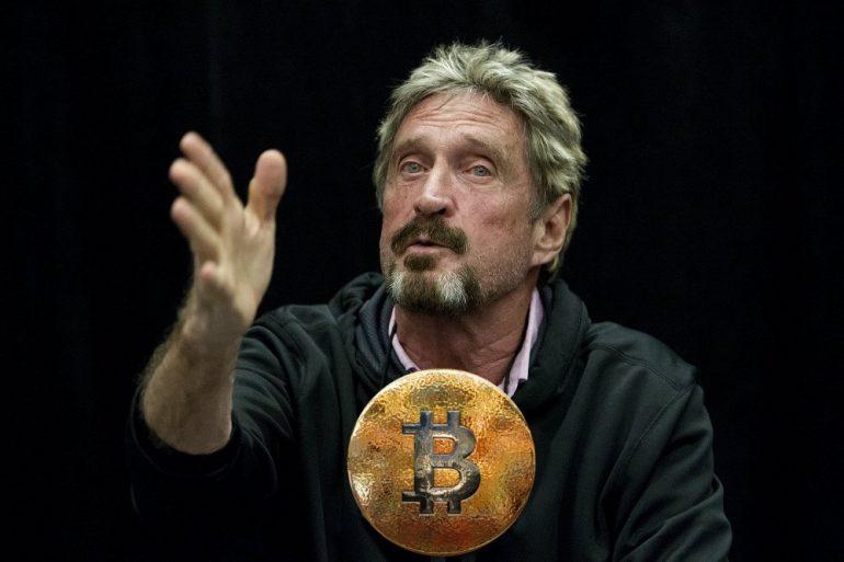 Bitcoin Price Breaks Through Key $6,000 Mark, McAfee Offers Help to Binance's CZ 15