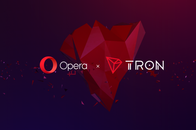 Opera Announces Support for a Tron (TRX) Wallet. 300+ Million Users Will Be Able To Effortlessly Store TRX and TRC Tokens 16