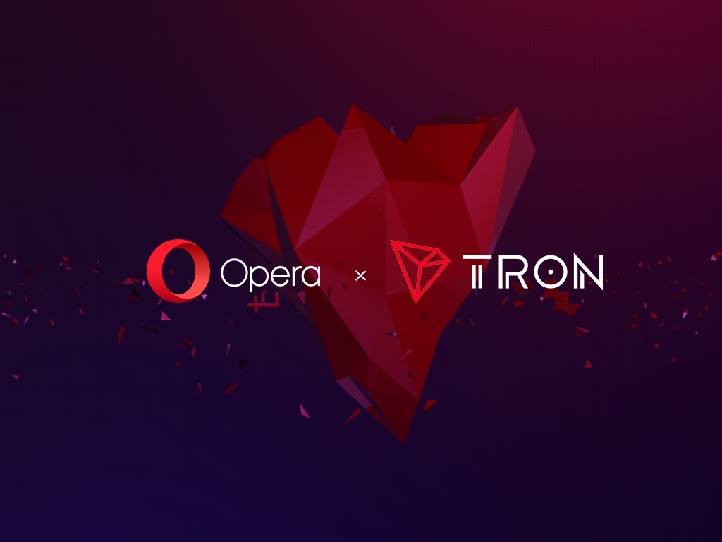 Opera Announces Support for a Tron (TRX) Wallet. 300+ Million Users Will Be Able To Effortlessly Store TRX and TRC Tokens 13