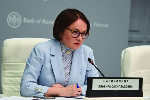 Elvira Nabiullina, head of the Central Bank of Russia believes that society is ready to use crypto, but the technology is not quite there yet