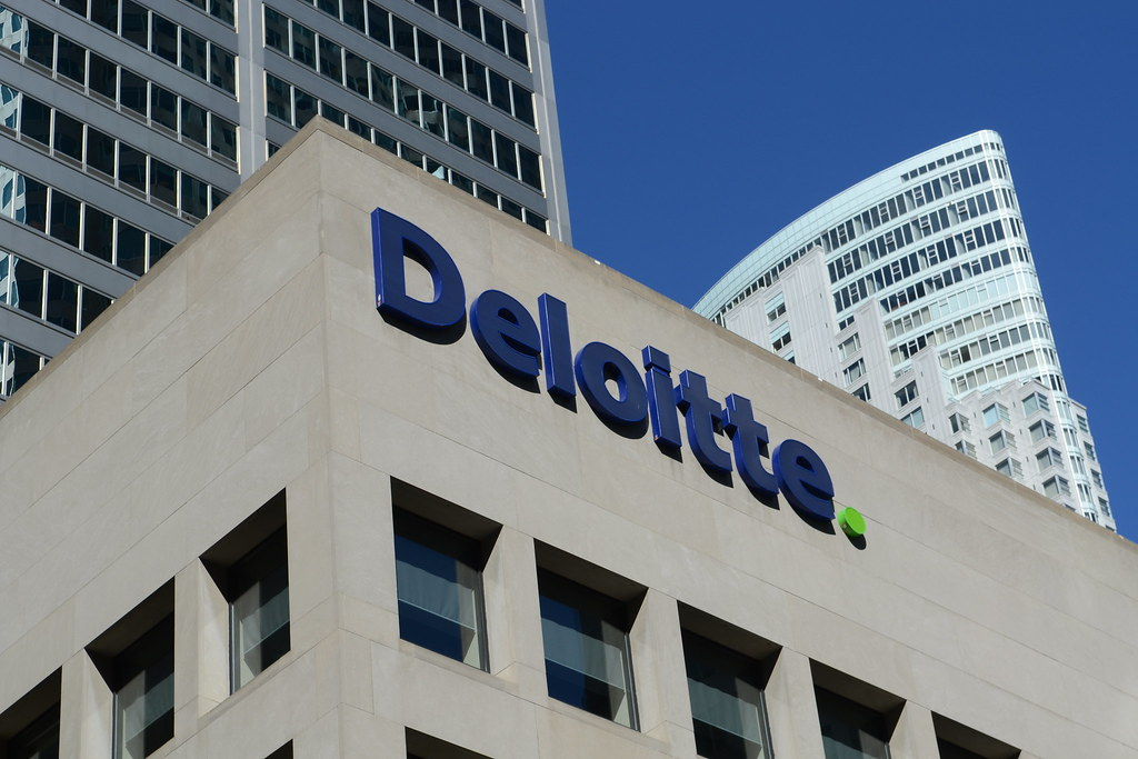 Deloitte Blockchain Enterprise Investment