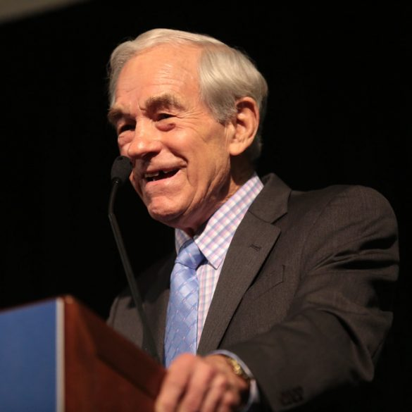 Ron Paul Cryptocurrencies