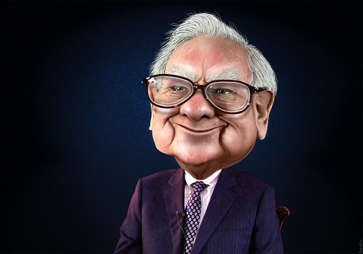 Warren Buffet Justin Sun