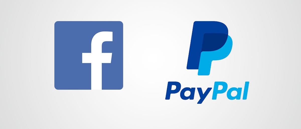 crypto facebook paypal