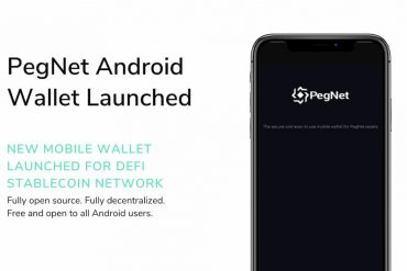 PegNet Launches Mobile Wallet for Android